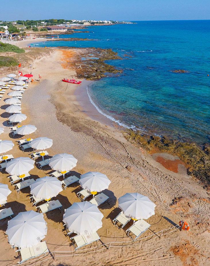 Torre Guaceto Hotel - Spiaggia