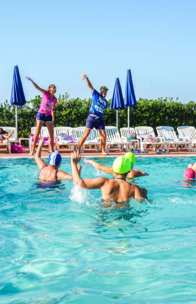 Torre Guaceto Hotel - Fitness In Piscina