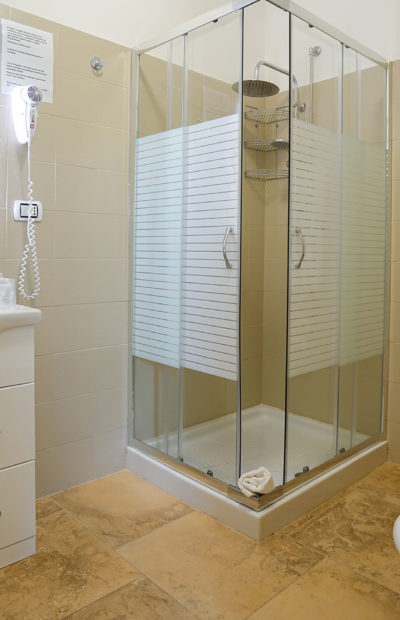 Torre Guaceto Hotel - Bagno Nella Camera