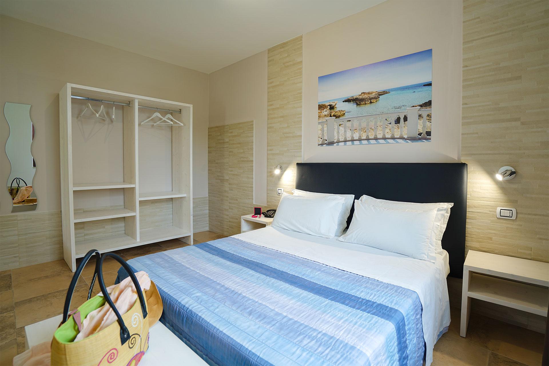 Torre Guaceto Hotel - Camere Doppie